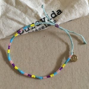 Rare PURAVIDA Seed Bead Bracelet NEW